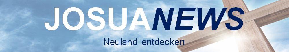 Header JosuaNews ohne Unterzeile
