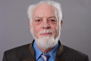 Klaus Bartels, Vorsitzender des Gemeinderates, Ältester