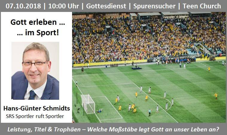 Themenbild Hannes Schmidts 07.10.18