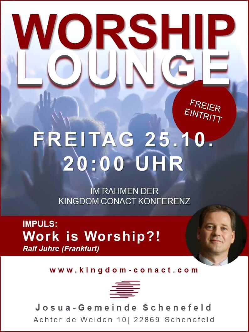 KCA Worship Lounge